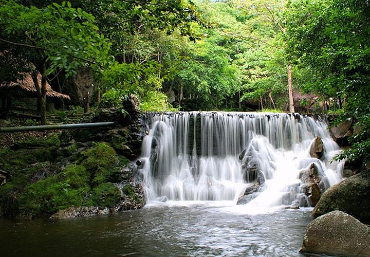Sunshine Paradise Resort - Thap Sakae, Prachuap Khiri Khan, Thailand