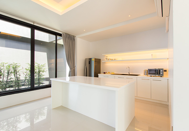 Three Bedroom Beachfront Pool Villa 2